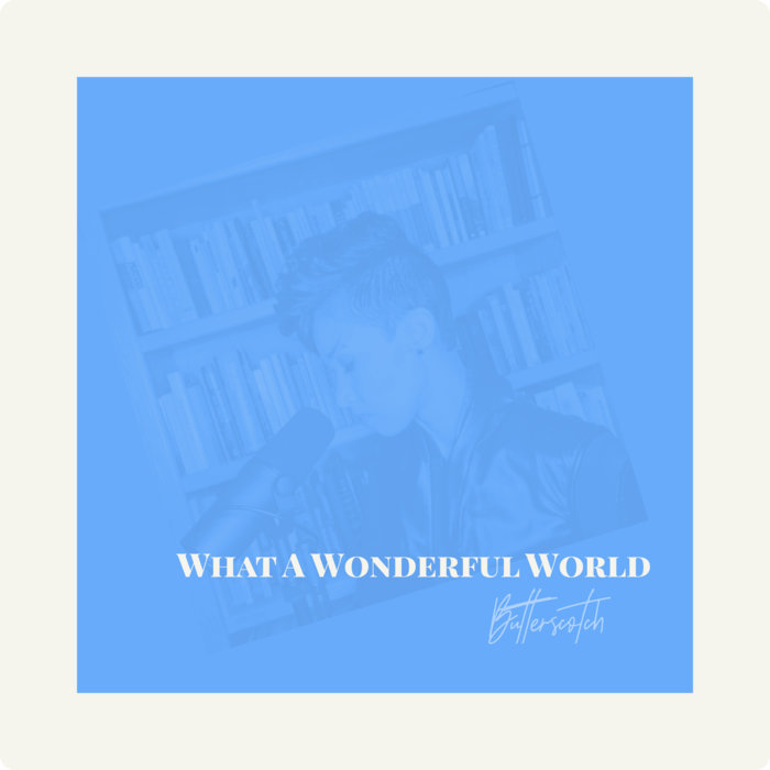 What a Wonderful World Cover